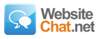 WebsiteChat.net Logo