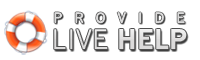 Provide Live Help Logo