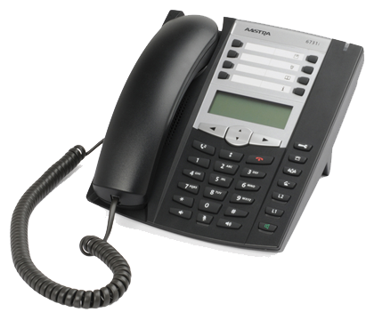 VoIP Phone Aastra 6731i