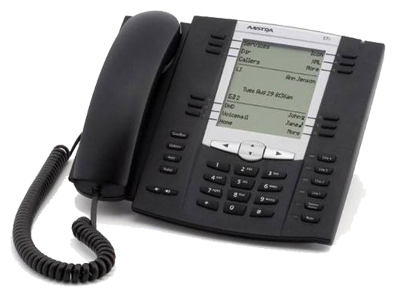VoIP Phone Aastra 6757i