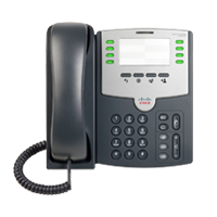 VoIP Phone Cisco SPA501G