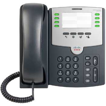 VoIP Phone Cisco SPA501G