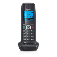 VoIP Phone Siemens A510H Handset