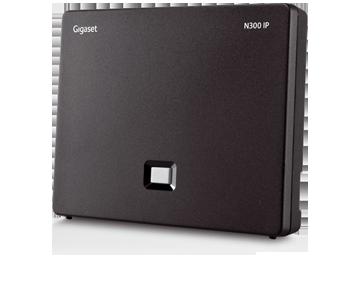 VoIP Phone Siemens Gigaset N300 IP DECT base