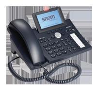 VoIP Phone Snom 370