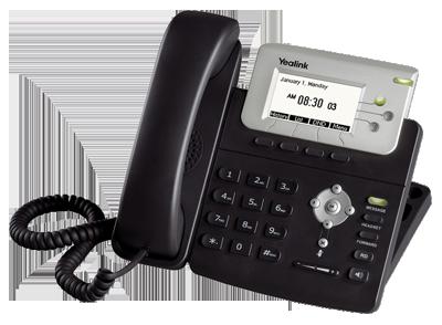 VoIP Phone Yealink T22P