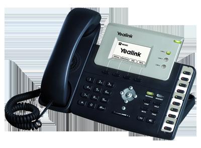 VoIP Phone Yealink T26P