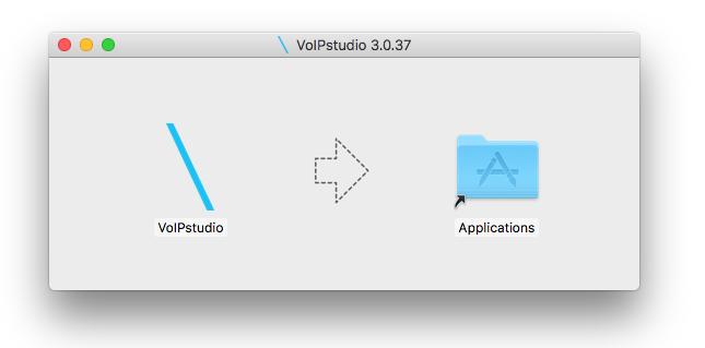 Desktop Mac OS Application Install